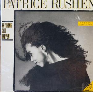 Single Cover Patrice - Anything Can Happen Rushen