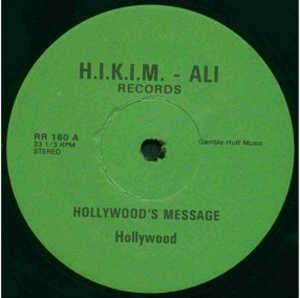 Single Cover Hollywood - Hollywood's Message