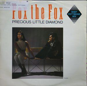 Single Cover Fox The Fox - Precious Little Diamond (pettibone)