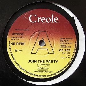 Single Cover Honky - Join The Party