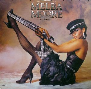 Single Cover Melba - Read My Lips Moore
