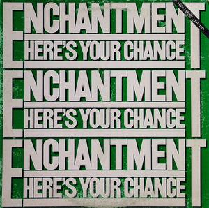 Single Cover Enchantment - Here's Your Chance To Dance