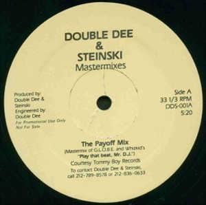 Single Cover Double Dee - Play That Beat Mr. D.j.