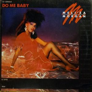 Single Cover Meli'sa - Do Me Baby Morgan