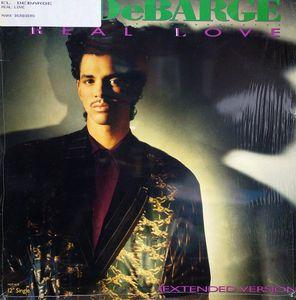 Single Cover El - Real Love Debarge
