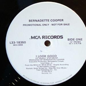 Single Cover Bernadette - I Look Good Cooper