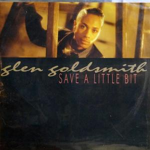 Single Cover Glen - Save A Little Bit Goldsmith
