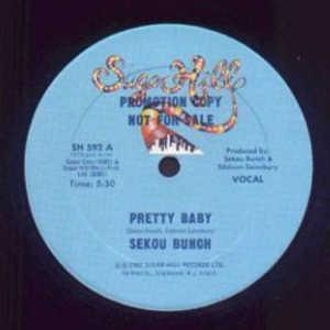 Single Cover Sekou - Pretty Baby Bunch