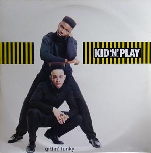 Single Cover Kid 'n Play - Gittin' Funky