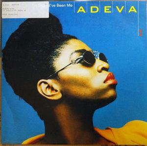 Single Cover Adeva - It Should've Been Me