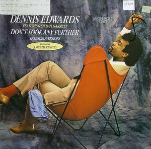 Single Cover Dennis - Don't Look Any Further Edwards