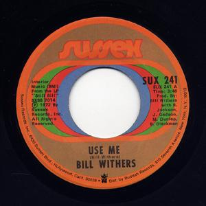 Single Cover Bill - Use Me Withers