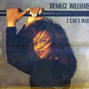 Single Cover Deniece - I Can't Wait Williams