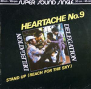 Single Cover Delegation - Heartache #9