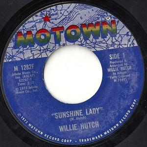 Single Cover Willie - Sunshine Lady Hutch