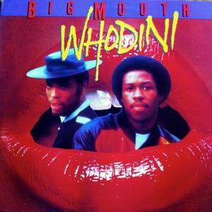 Single Cover Whodini - Big Mouth