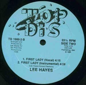 Single Cover Lee - It Took Both Of Us Hayes