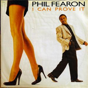 Single Cover Phil Fearon And Galaxy - I Can Prove It