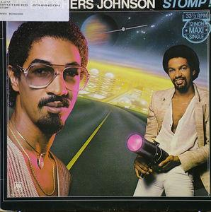 Single Cover The - Stomp! Brothers Johnson