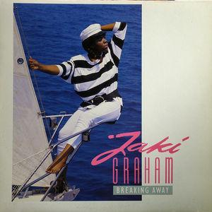 Single Cover Jaki - Breaking Away Graham