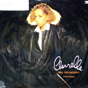 Single Cover Cherrelle - Will You Satisfy?
