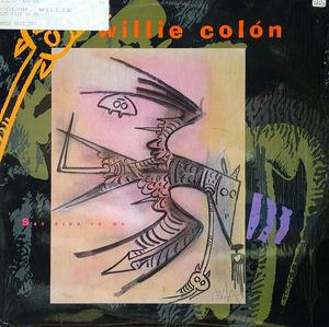 Single Cover Willie - Set Fire To Me Colon