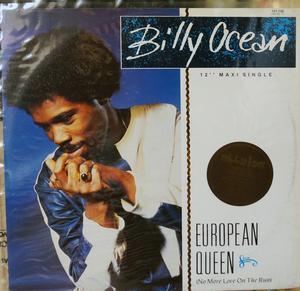 Single Cover Billy - European Queen Ocean