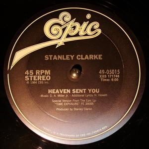 Single Cover Stanley - Heaven Sent You Clarke