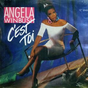 Single Cover Àngela - C'est Toi Winbush
