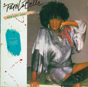 Single Cover Patti - New Attitude Labelle