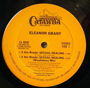 Single Cover Eleanor - (i Am Ready) Sexual Healing Grant