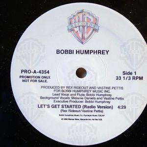 Single Cover Bobbi - Let's Get Started Humphrey