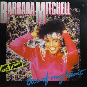 Single Cover Barbara - Ace Of My Heart Mitchell