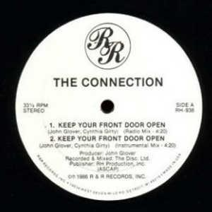 Single Cover The - Keep Your Front Door Open Connection