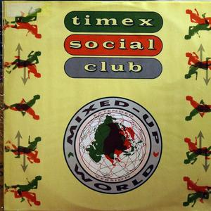 Single Cover Timex Social Club - Mixed Up World
