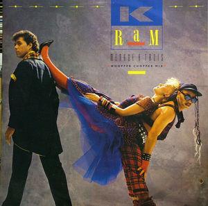 Single Cover K-ram - Menage A Trois