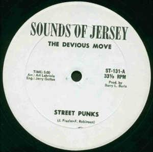 Single Cover The - Street Punks Devious Move