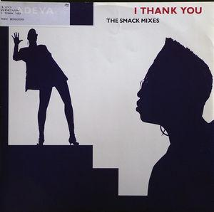 Single Cover Adeva - I Thank You