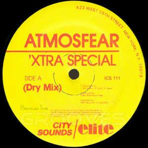 Single Cover Atmosfear - 'xtra Special