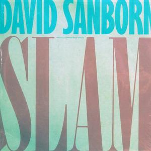 Single Cover David - Slam Sanborn