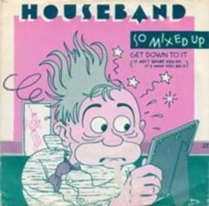 Single Cover Houseband - So Mixed Up