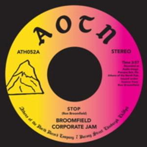 Single Cover Broomfield Corporate Jam - Stop