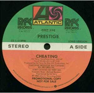Single Cover Prestige - Cheating