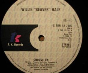 Single Cover Willie 'beaver' - Groove On Hale