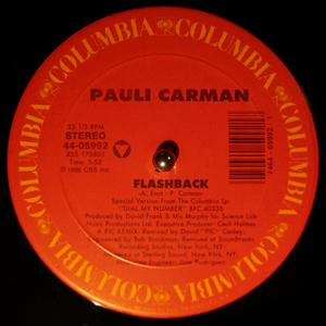 Single Cover Pauli - Flashback Carman