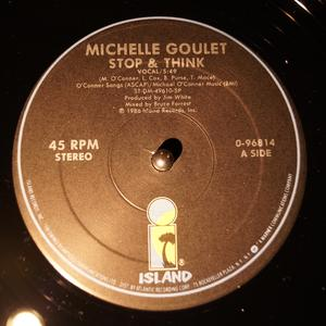 Single Cover Michelle - Stop & Think Goulet