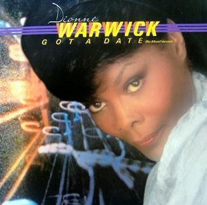 Single Cover Dionne - Got A Date (remixed Version) Warwick