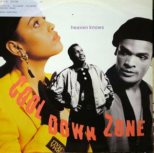 Single Cover Cool Down Zone - Heaven Knows