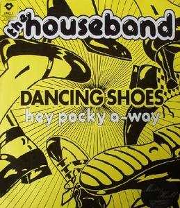 Single Cover Houseband - Dancing Shoes
