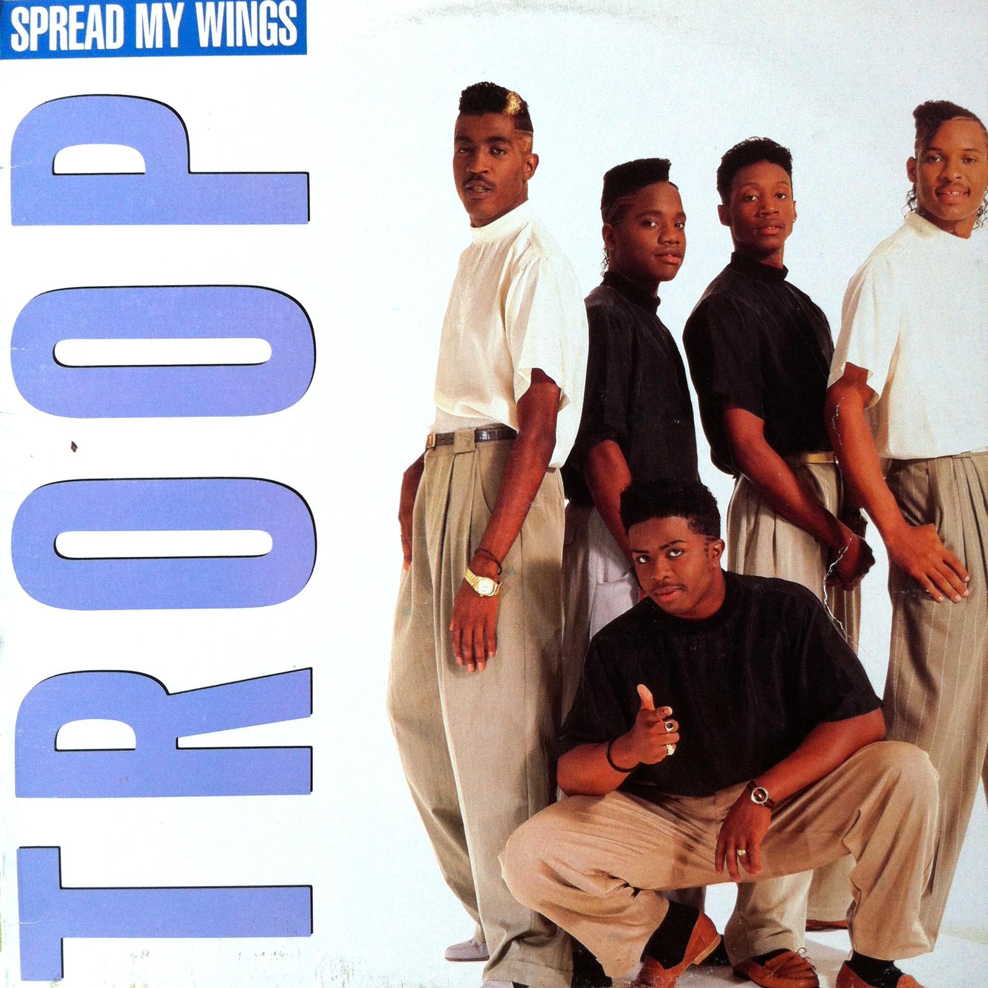 Single Cover Troop - Spread My Wings